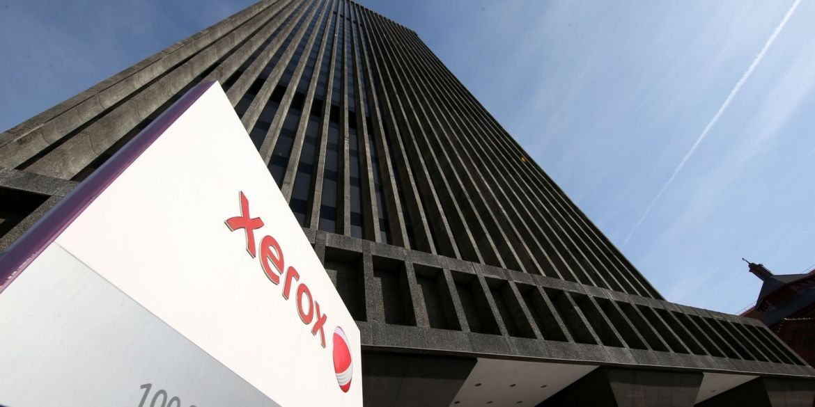 xerox and fujifilm holdings