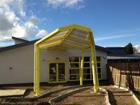 Bespoke Canopies Archives - Schools, Architects ...