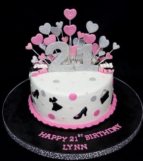 91 21st birthday party