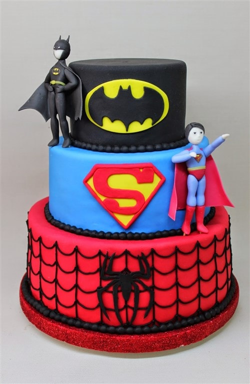 19 Of The Best Boys Birthday Cakes Canvas Factory