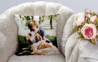 Photo Cushions and Photo Pillows | Canvas Factory