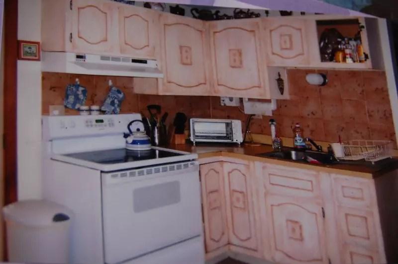 homestead kitchen diy story