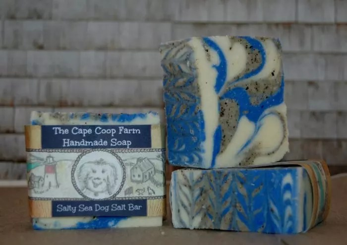 Salty Sea Dog Soap