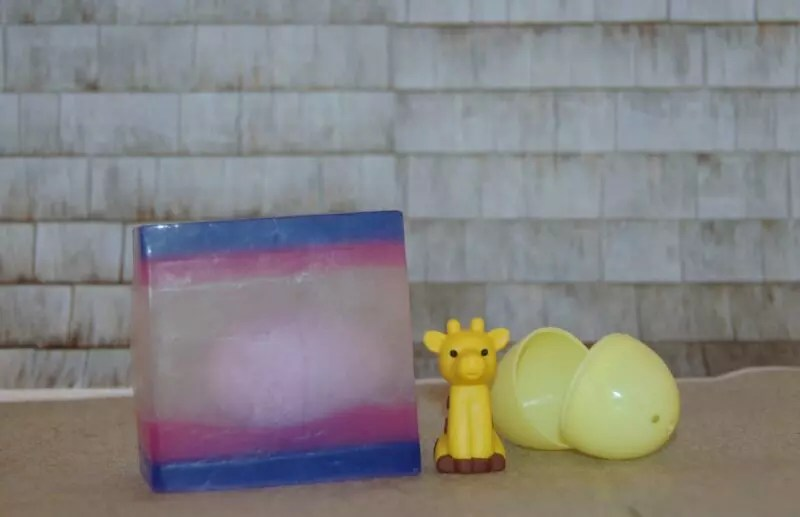 Surprise Toy Soap