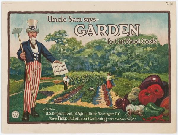 Bringing Back Victory Gardens