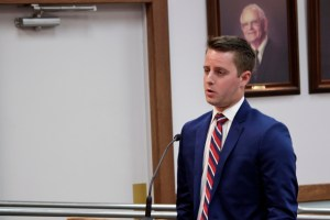 San Juan Capistrano resident Evan Chaffee is one of two new members on the city's Planning Commission. Photo by Brian Park