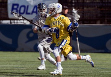 Jimmy Yanes has scored 15 goals for Hofstra this season. Photo: Hofstra University Athletics