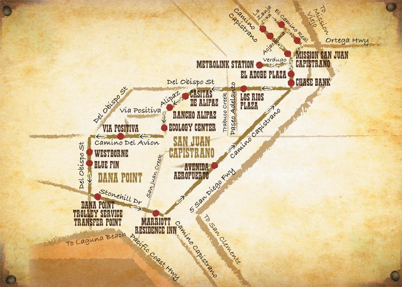 Trolley Map San Diego. San Diego Trolley Expansion Plans ...