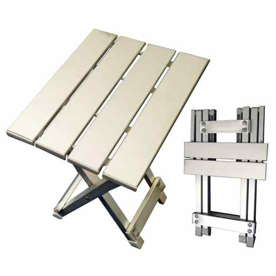 caravan accessories small folding table