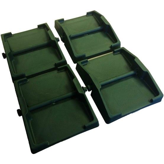 caravan accessories large jack pads