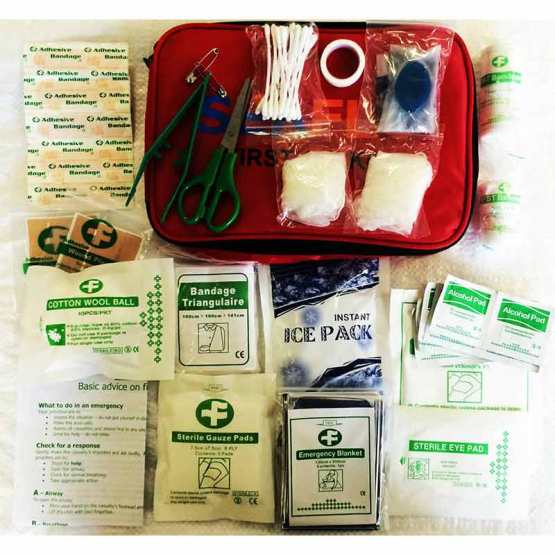 caravan accessories first aid kit