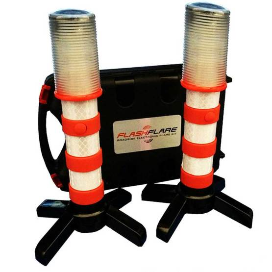 caravan accessories roadside flare kit