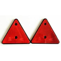 caravan accessories triangle reflectors