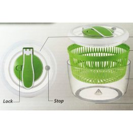 caravan accessories salad spinner