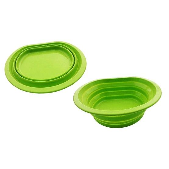 caravan accessories collapsible wash bowl