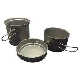 caravan accessories camping pots and pans