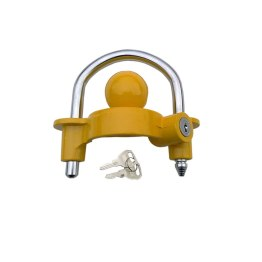 caravan accessories tow coupling lock