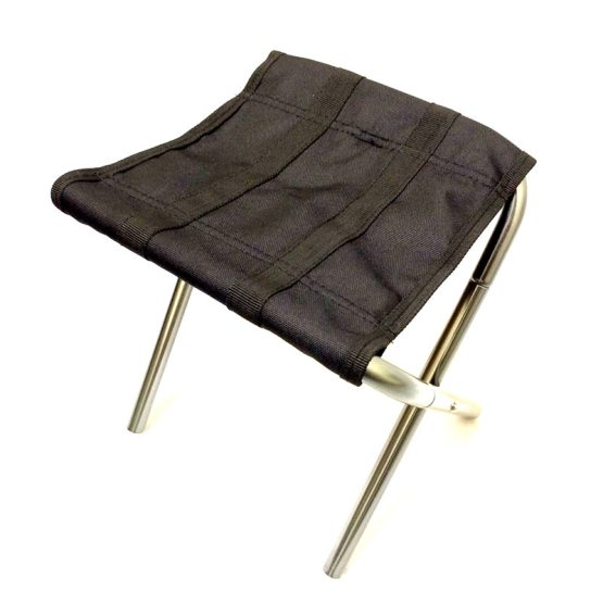 caravan accessories folding camp stool