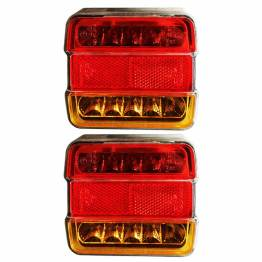 caravan accessories trailer board lamps