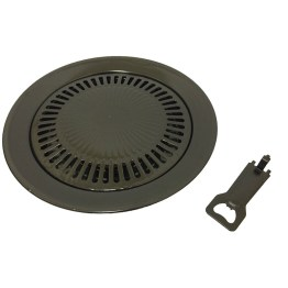 caravan accessories barbeque grill plate