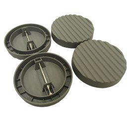 caravan accessories jack pads circular