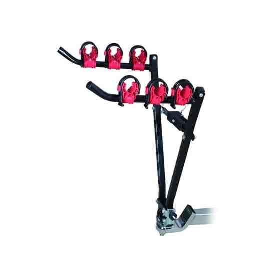 caravan accessories towbar bike carrier