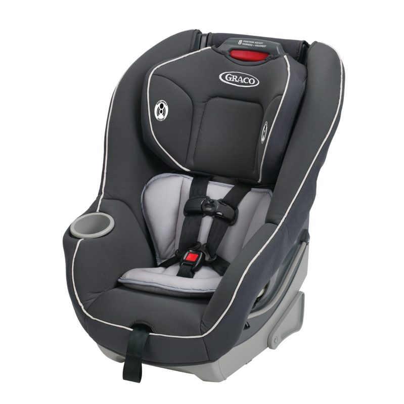 2015 Graco Contender Convertible Review Head Wise