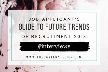 How to boost your career towards future dream jobs with the latest trends of recruitment: New interviewing tools