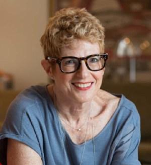 headshot of caregiver space founder adrienne gruberg