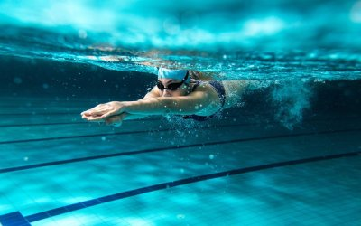 What keeps me going: Swimming