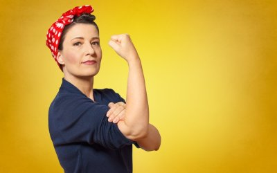 Rosie Could Be a Riveter Only Because of a Care Economy. Where Is Ours?
