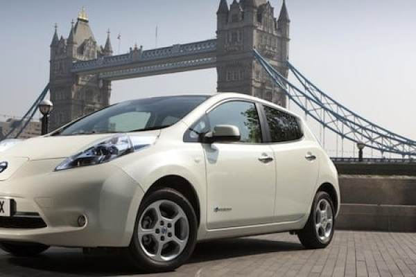 Nissan LEAF in the race to 1 billion km