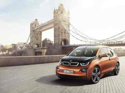 BMW_i3_London