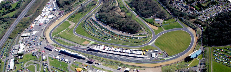 Supercar driving experience at Brands Hatch race track