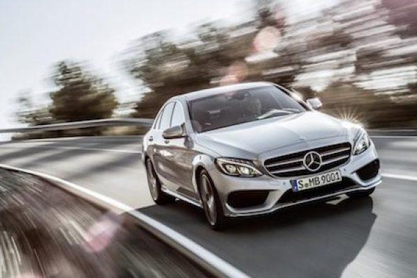 Mercedes-Benz C-Class 2014 W205