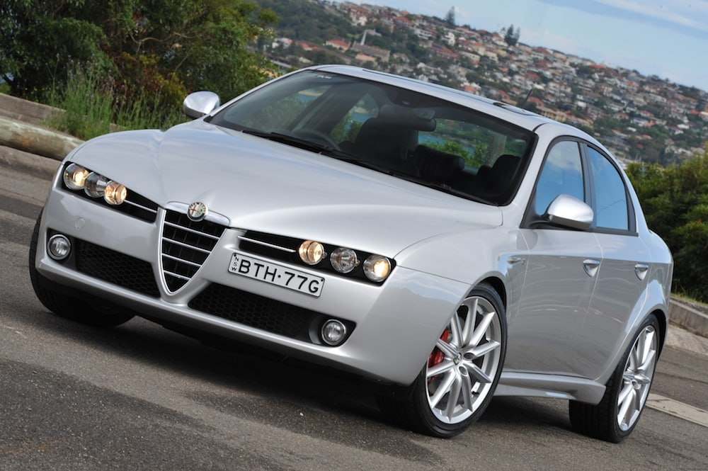 Alfa Romeo 159 Ti - 10 cool cars you can buy for less than £10,000 (The Car Expert)