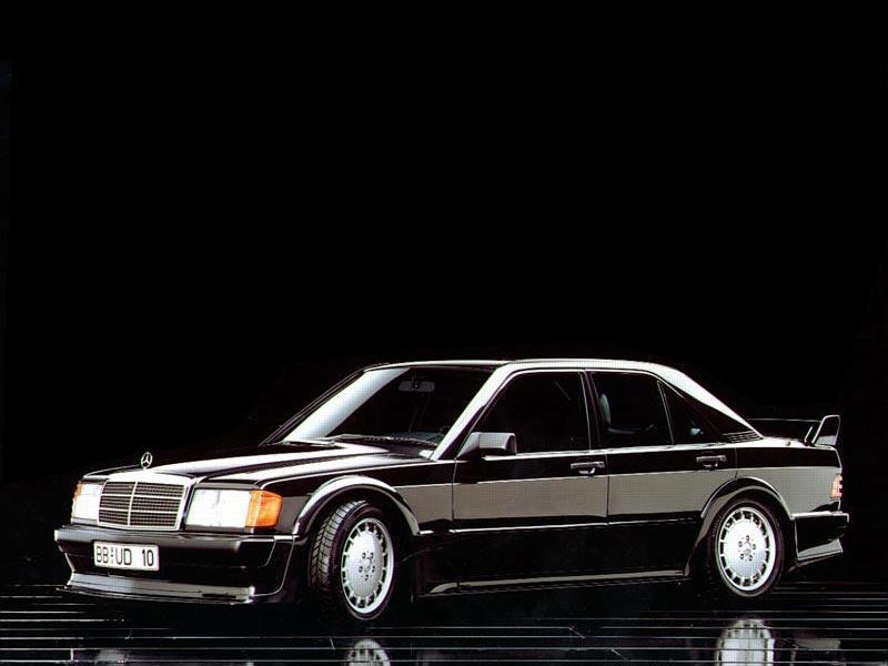 Mercedes-Benz 190E Cosworth