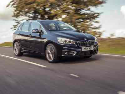BMW 2 Series Active Tourer review (The Car Expert)