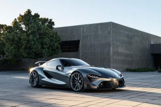 Toyota FT-1 concept car 01 (The Car Expert, 2014)