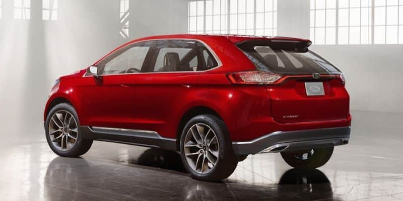 2015 Ford Edge SUV 04 (The Car Expert)