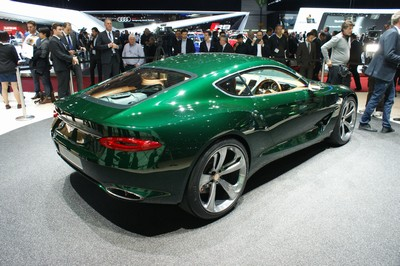 Bentley EXP 10 Speed 6, Geneva Motor Show 2015