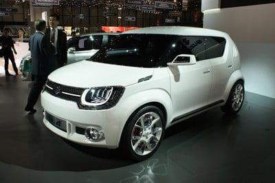 Suzuki i-M4 concept, Geneva Motor Show 2015