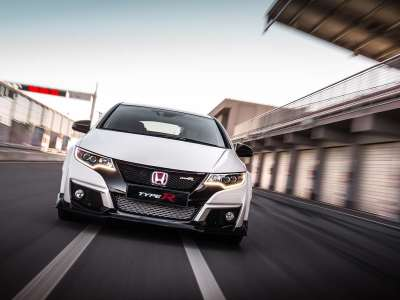 Honda Civic Type R review (The Car Expert)