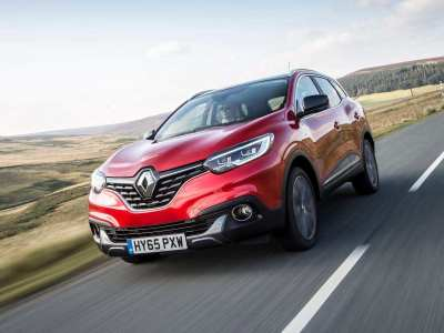 Renault Kadjar review (The Car Expert)