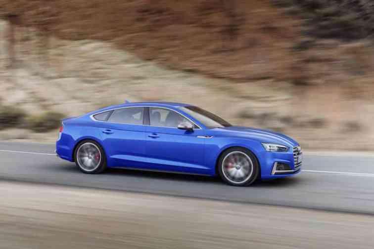 The new Audi A5 Sportback 01