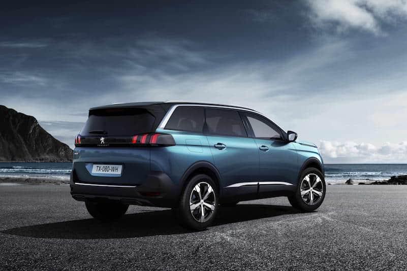 New Peugeot 5008 SUV 02