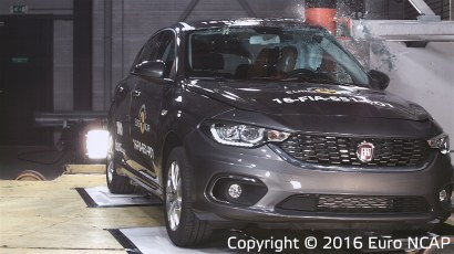 Fiat Tipo Euro NCAP crash test 03