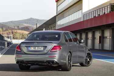 Mercedes-AMG E 63 S saloon 03