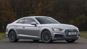 Audi A5 front-34