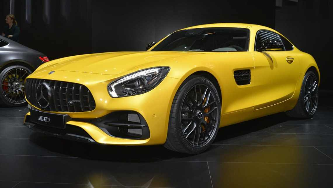 Mercedes-AMG GT C 03